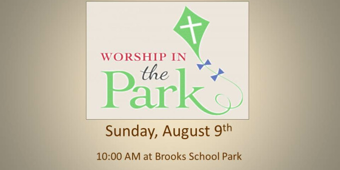 Rotator Worship in the Park