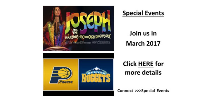 Rotator Special Events March 2017
