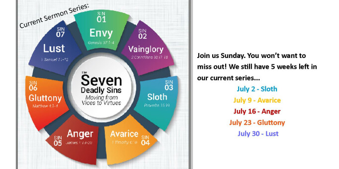 Seven Deadly Sins 2017