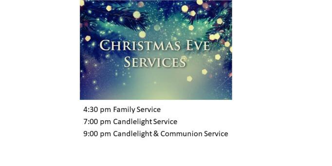 rotator christmas services 2018