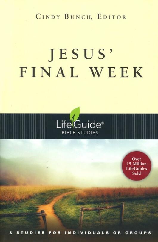 FB jesus final week cover