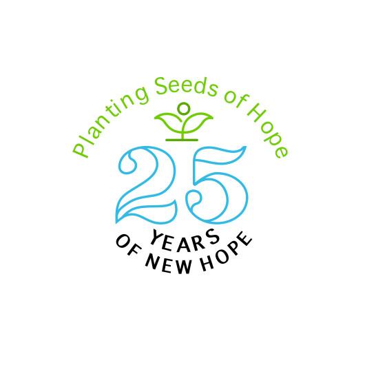 nhpc 25 anniversary logo